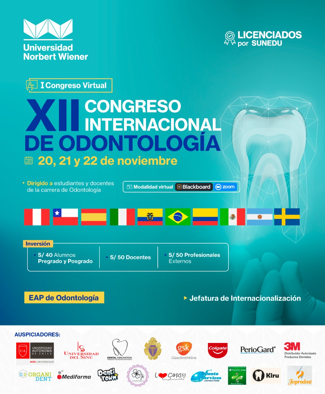 congreso norbert wiener dental innovation