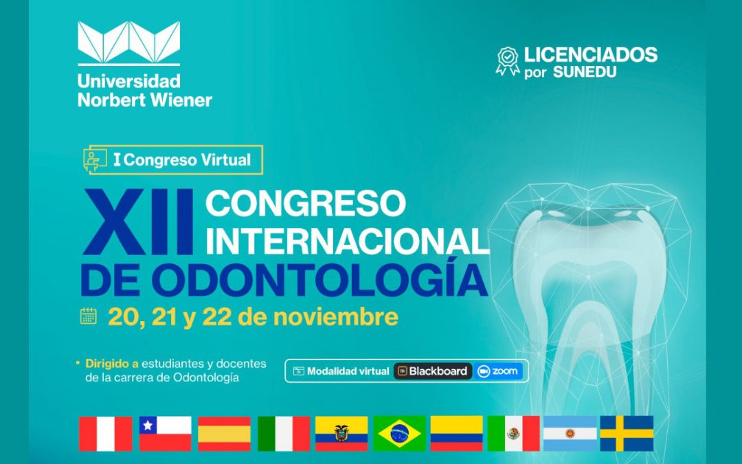 XII Congreso Internacional de Odontología