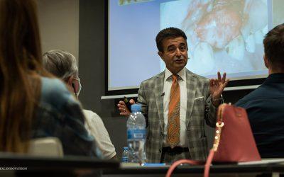 Éxito en el Curso con el Prof. Khoury en Madrid